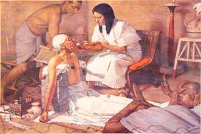 Tratamiento médico en el Antiguo Egipto