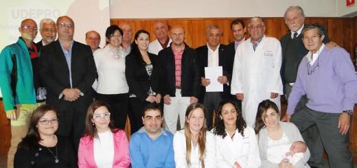 Las UDEPRO buscan descentralizar la coordinación de la procuración de órganos y tejidos para trasplantes en la provincia